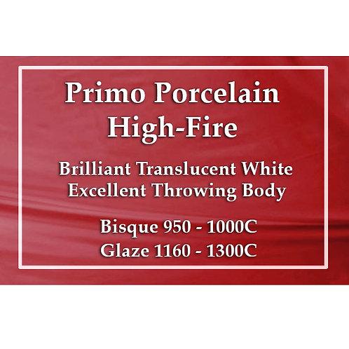 PRIMO HIGH FIRE PORCELAIN 10kg