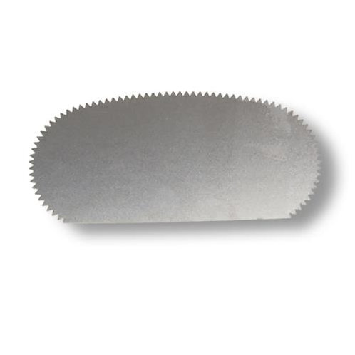 S10 - SS KIDNEY SERRATED