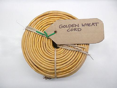 Golden Wheat Cord - Coil