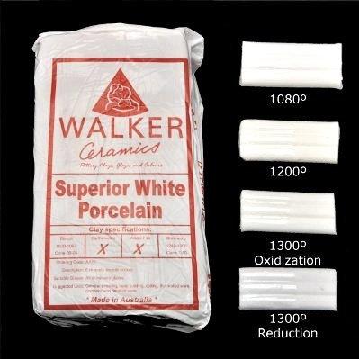 Superior White Porcelain ~10kg