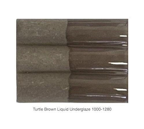 CESCO - Turtle Brown Underglaze