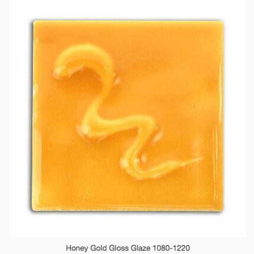 CESCO - HONEY GOLD GLOSS GLAZE  5480 - 500ml