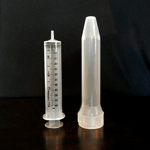 Syringe - Fine 1mm Nozzle