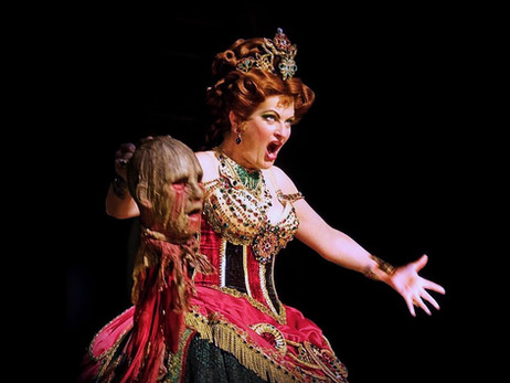 Carlotta - Phantom of the Opera