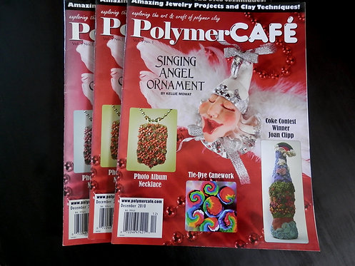 POLYMER CAFE - Back issue: Dec 2010