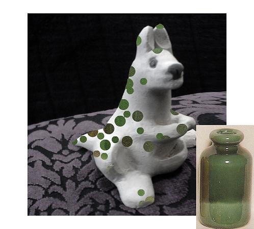 GREEN (Transparent): B5106 - 1 Litre