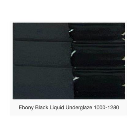 CESCO - Ebony Black Underglaze