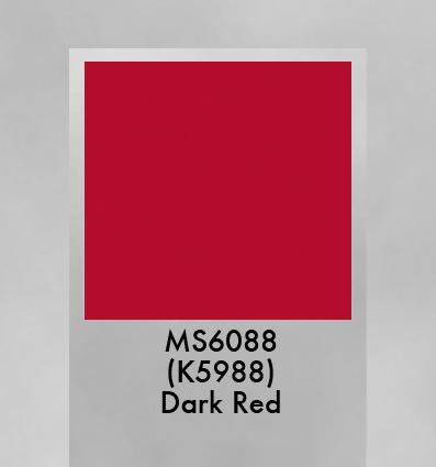 MS6088 (K5988) Dark Red 50g