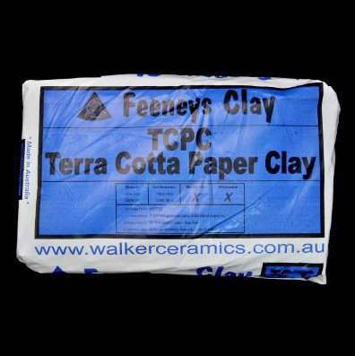 Terra Cotta Paper Clay (TCPC) -12.5kg