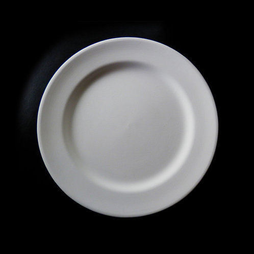 Rimmed Lunch Plate 26cm diam.