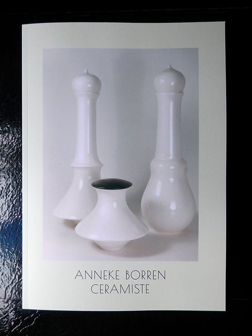 Anneke Borren Ceramiste July 2016