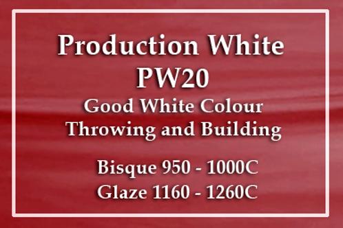 PRIMO - PW20 PRODUCTION WHITE 10kg