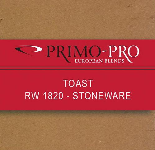 Primo-Pro - Toast - RW1802 Stoneware - 10kg