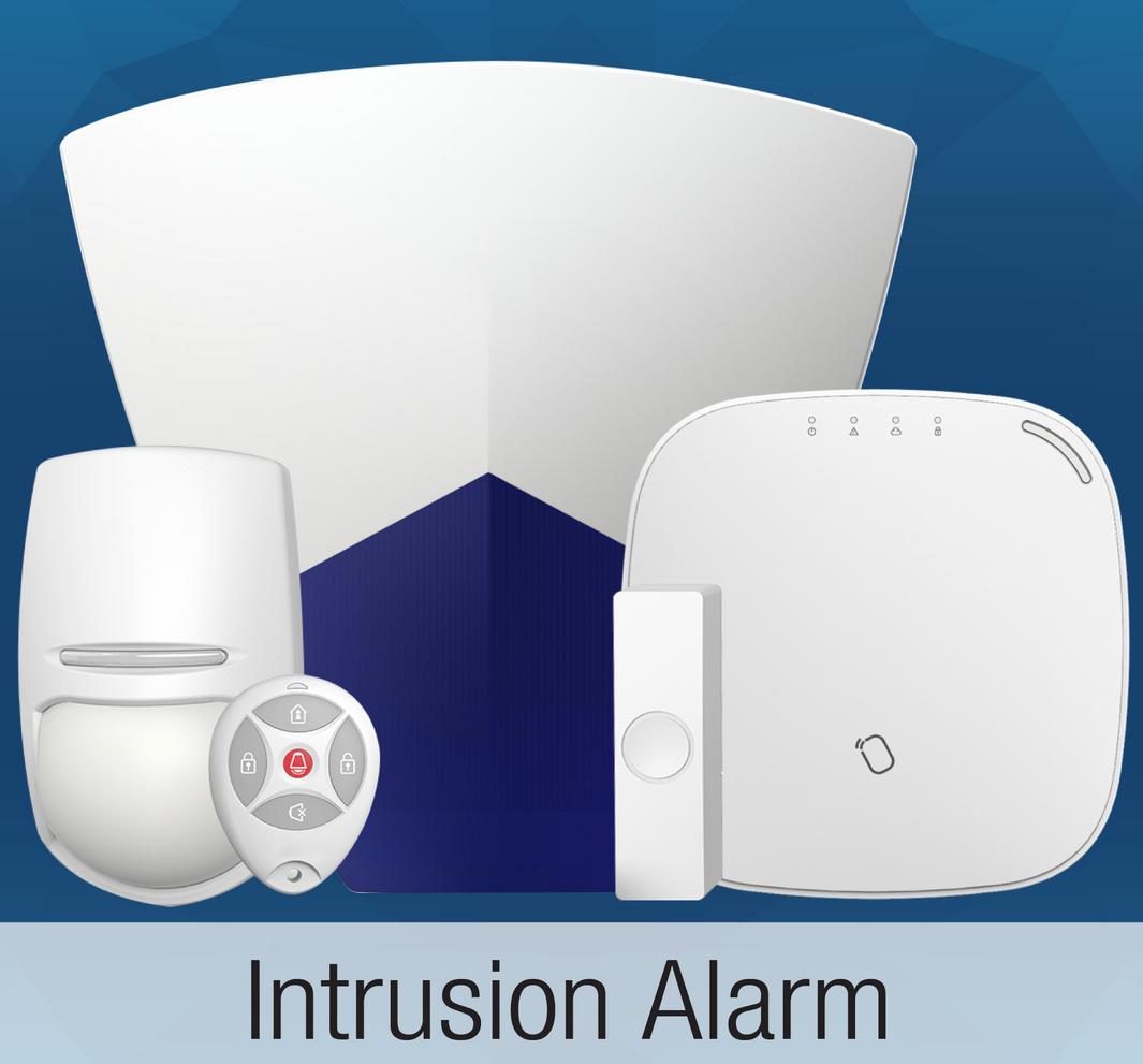 Intrusion Alarm