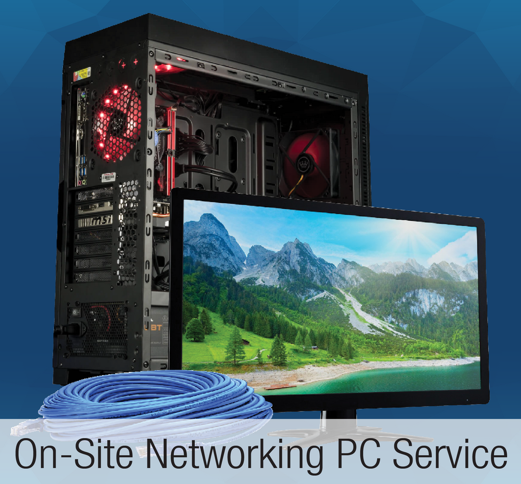 On-Site Networking & PC Service