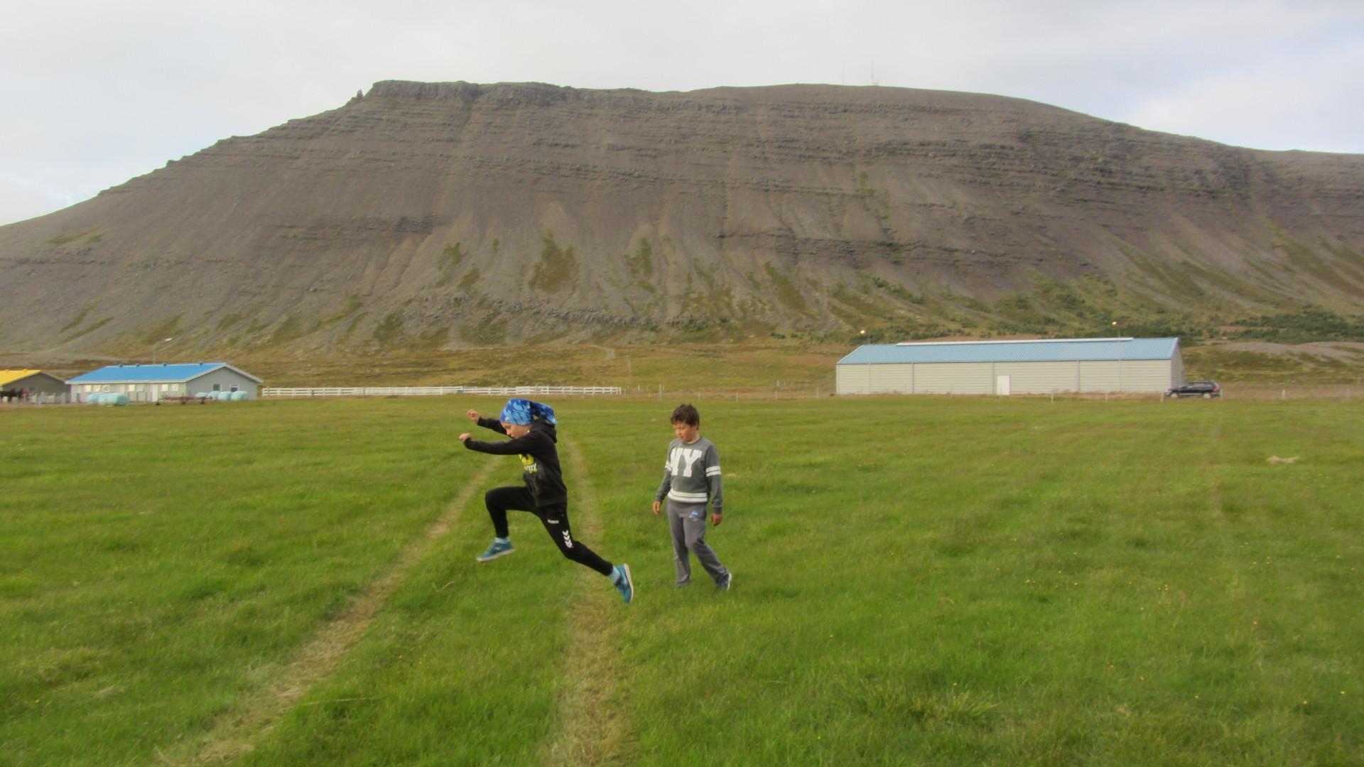 Thingeri / Iceland