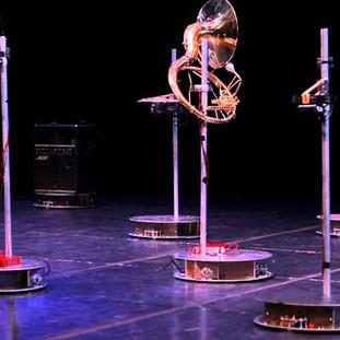 Dead Brass Band / Kris Verdonck