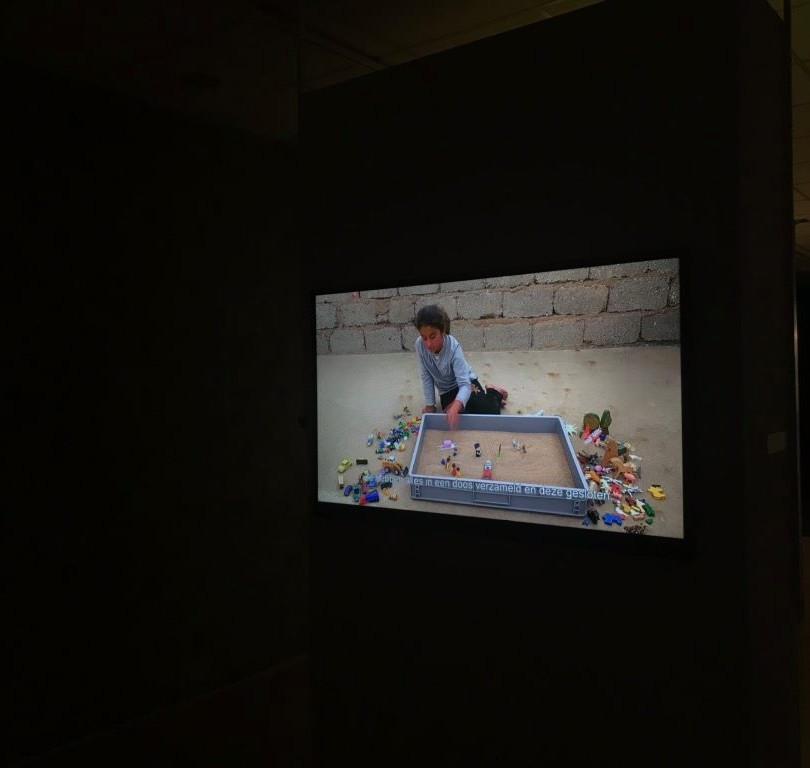 video-installation The Survivor