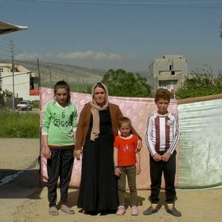 Maggie goes to Yazidi