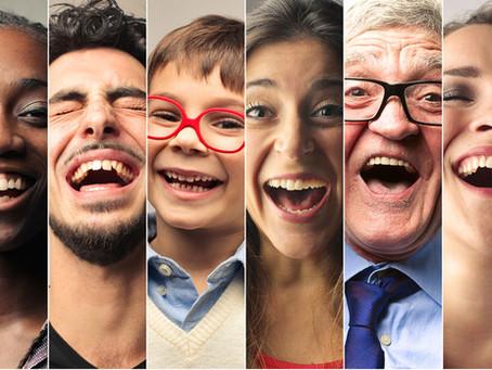 Rire, sourire et santé