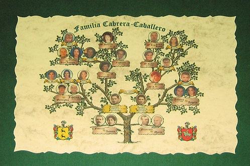 arbol-genealogico-impreso-en-lamina