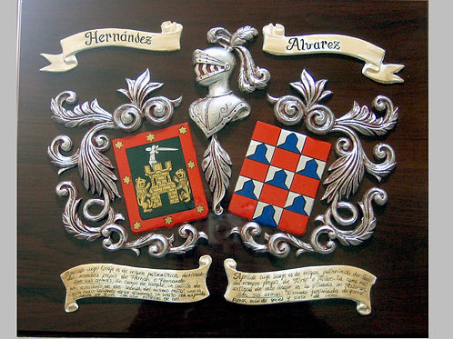 escudos con metopa