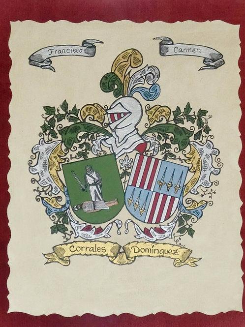 escudos-heraldicos-pintados-a-mano
