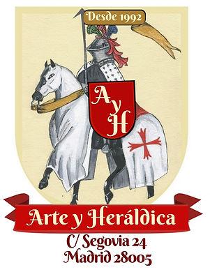 Arte y heráldica Taller, Madrid