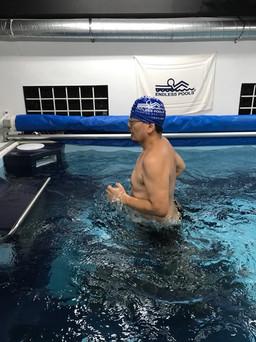 WTC 水中運動 跑步
