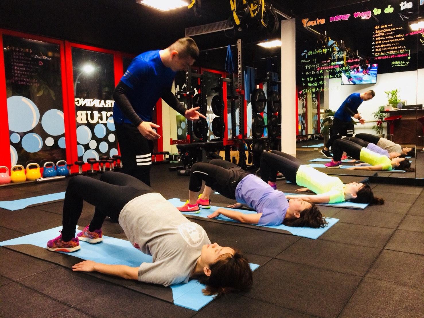 WTC 陸上全方位肌力訓練