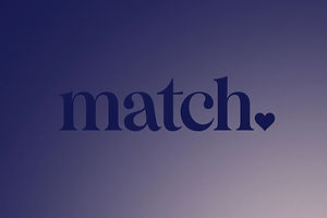 COLLINS Rebrand of Match Connects with Users