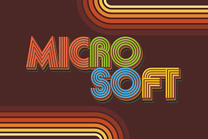 Microsoft's Throwback Logo is Some Seriously Nerdy Nostalgia