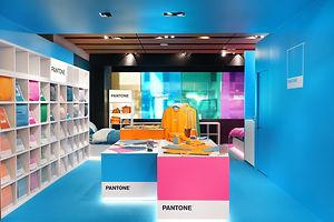 Pantone Opens Lifestyle Gallery in Hong Kong