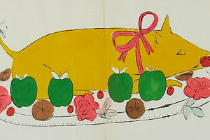 A Copy of Warhol's 'Wild Raspberries' Goes on Auction Later This Month