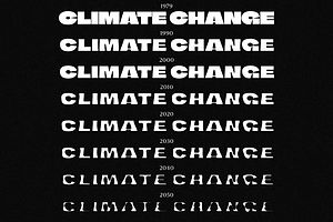 Helsingin Sanomat Releases Variable Font Highlighting Effects Of Climate Change