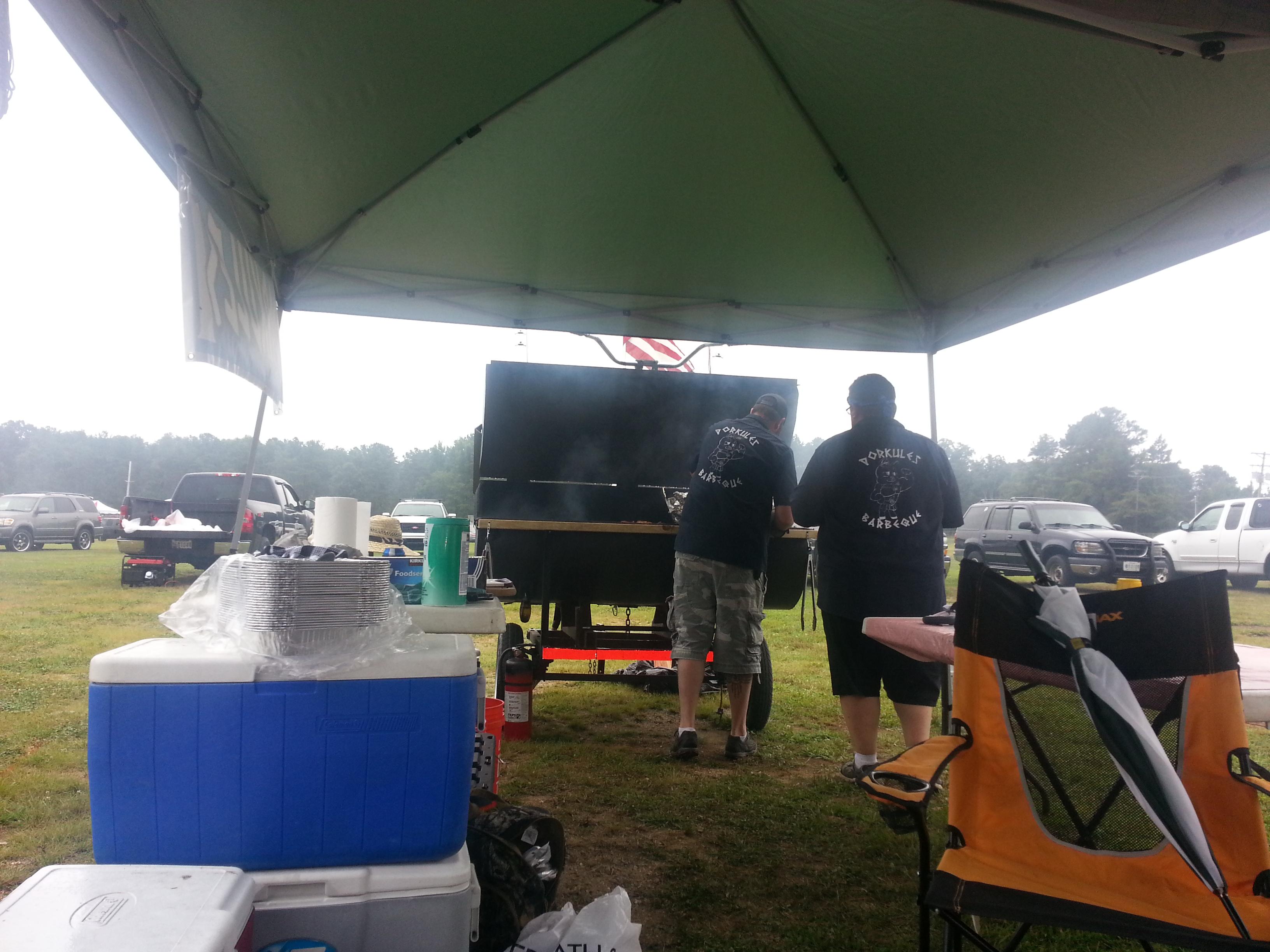 Brew BBQ 2014