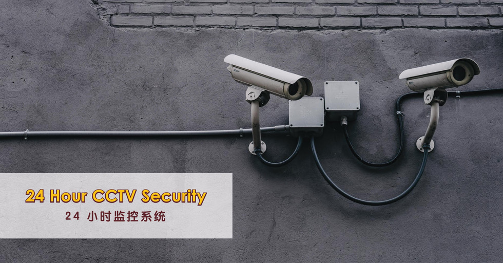 24 Hour CCTV Security