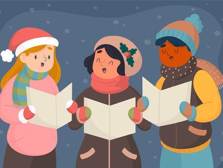 Christmas Caroling Lessons