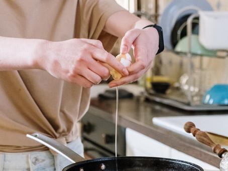 Making Breakfast for Jesus