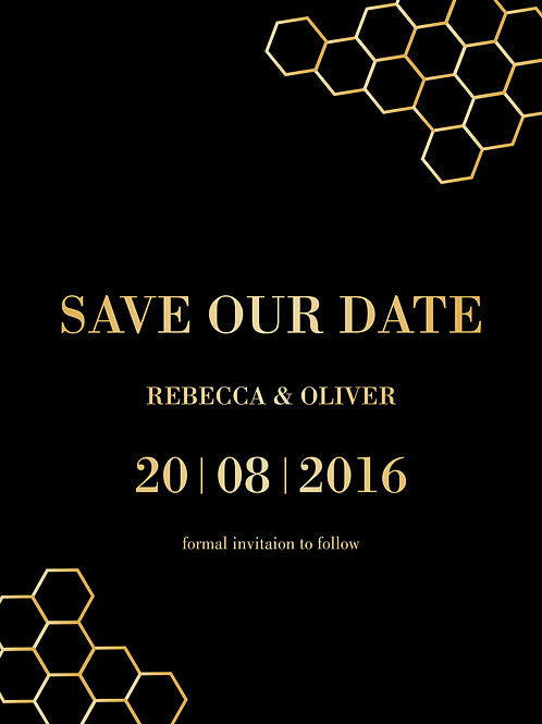 Amber - Save Our Date