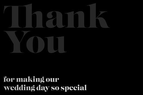 Grande - Thankyou
