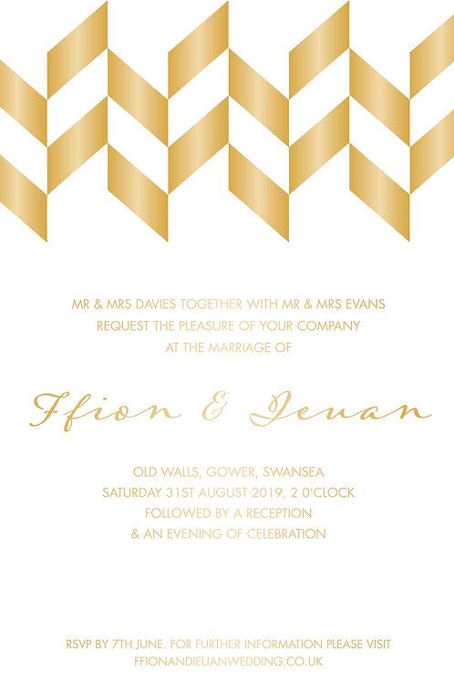 Sandringham - Invitation