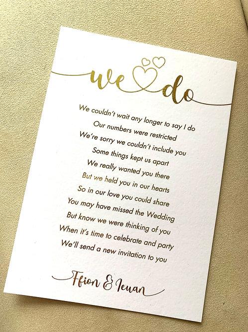 Thea's Covid Poem