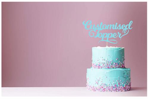 Customised Topper