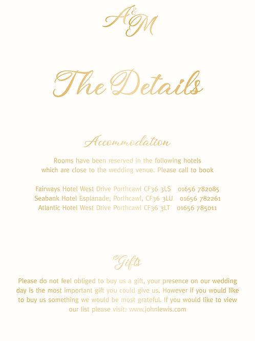 Windsor - Guest Information