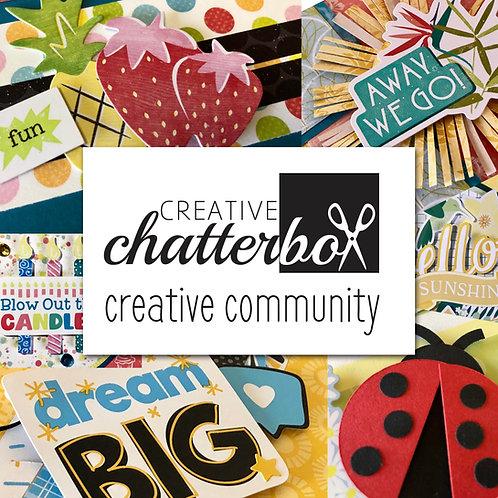 Creative Chatterbox Creative Community