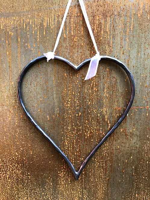 Hand Forged Hearts.