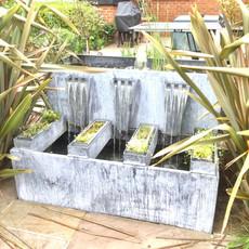 Water Garden Feature