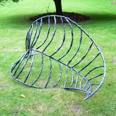 Leaf Form Sculpture