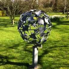 Ginko Sphere Sculpture